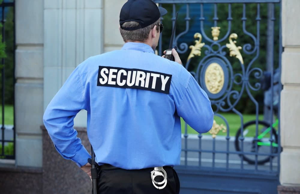 residential security officer